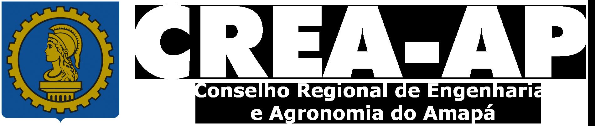 Marca do Crea-AP para impressão